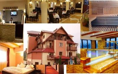 Business by key - Hotel located in a tourist area of great interest in Romania